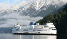 Travel to Victoria by BC Ferries